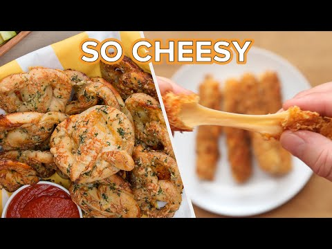 7 Cheesy Recipes That Will Take You To Cheese Heaven •Tasty