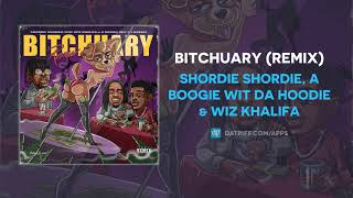 Watch Shordie Shordie Bitchuary feat Wiz Khalifa  A Boogie Wit Da Hoodie video