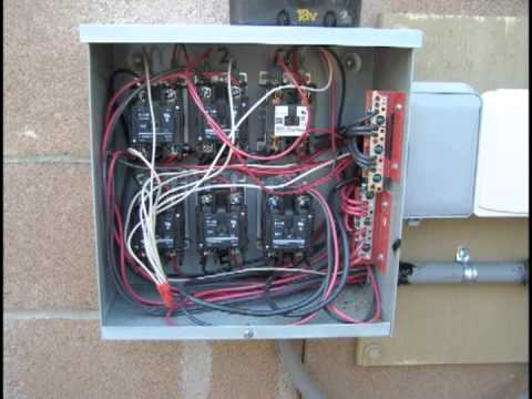 nec code violations 2 o 149 youtube rh youtube com Electrical Wiring Diagrams for Cars Sub Panels Electrical Codes Residential