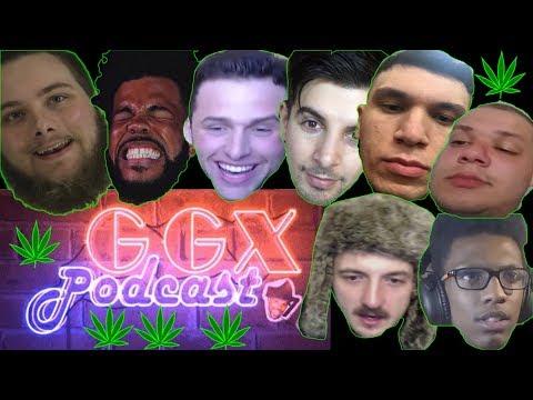 GGX Talkshow #7 (Trihex, Gross Gore, Rajj Patel, Trainwreckstv, Anything4views, Erobb221 And More)