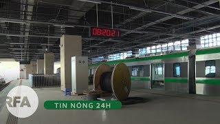 Tin nóng 24H | Đường sắt Cát Linh – Hà Đông: muốn vận hành phải mất nửa năm hoặc hơn