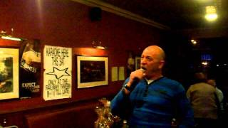 Alan `Bruce Willis` Melrose, The Railway Tavern....