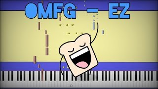 OMFG - EZ (Piano Cover)