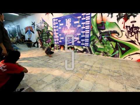 LUCKY LINE SKATEPARK GAME OF SKATE - PEVI PERMANA VS HAFIF SIDIQ