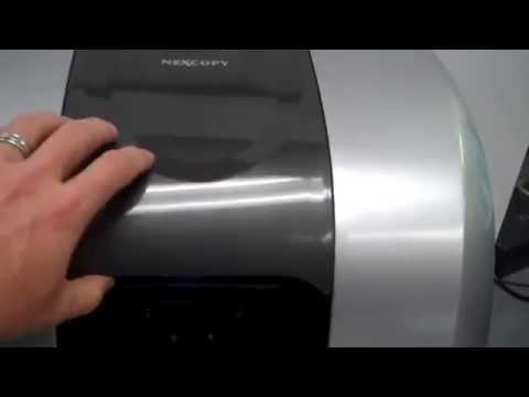 Nexcopy USB Clip Printer™ - Intro