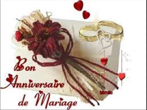 joyeux anniversaire de mariage image