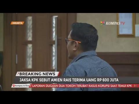 Amien Rais Klarifikasi Keterlibatannya dalam Kasus Korupsi Alkes - BREAKING NEWS