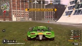 Carmageddon Reincarnation New game Hard mode