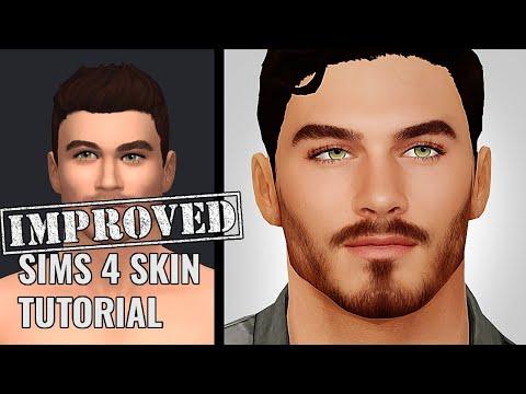 Sims 4 Skin Making Tutorial