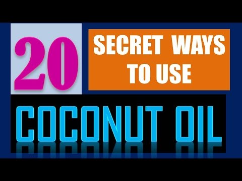 20 Benefits of Coconut Oil For Beautiful Skin