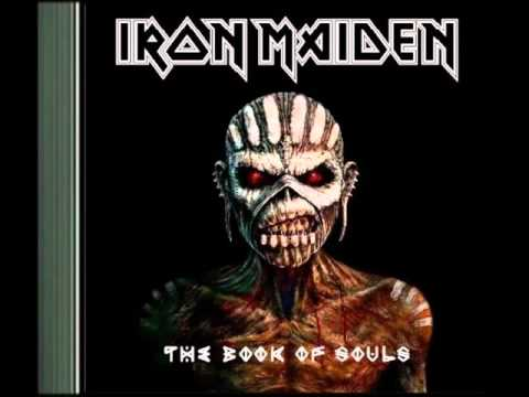 Iron Maiden - (2015) The Book of Souls *Full Album*