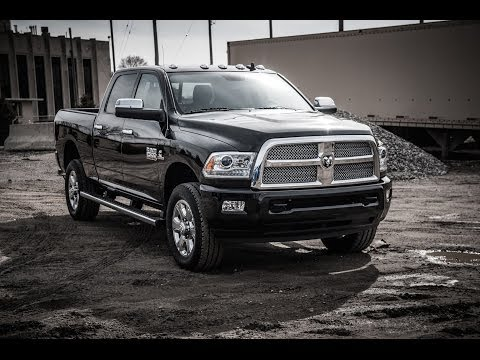 Reviewed 2014 Ram 2500 Diesel: Power Player Indeed