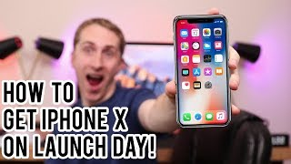 Guaranteed Method to get iPhone X before your friends ! | Pre-order Tips and Tricks