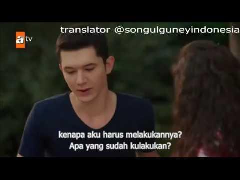 Bunga Yang Terluka Episode 25. 7 November 2016 subtitle bahasa indonesia part 1.