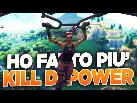 HO FATTO PIU' KILL DI POWER *impossibile*