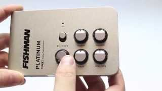 Fishman Pickup Unboxing & Review