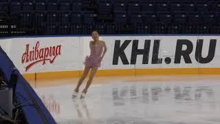 Tursynbaeva Elizabet FS Minsk-Arena Ice Star-2017