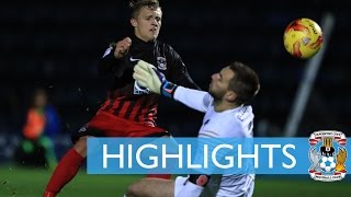 Highlights | Wycombe 2-4 Coventry