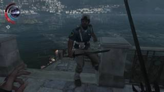 Dishonored 2 PC gameplay Max Settings