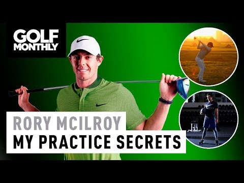 Rory McIlroy's Practice Secrets Revealed