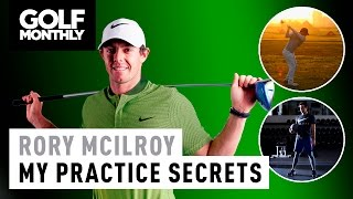Rory McIlroy's Practice Secrets Revealed | Golf Monthly
