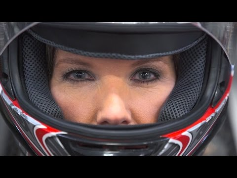 Momma Wants To Go Fast!   K1 Speed