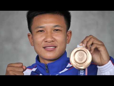 ภาพข่าวสิงห์ให้โบนัสตัวนักกีฬาและสมาคมกีฬาเทควันโดและสมาคมมวยโอลิมปิก 2020 วันที่ 26  สิงหาคม 2564