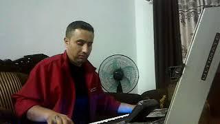 محمد السليمان عزف اورغ..حنين..ورده
