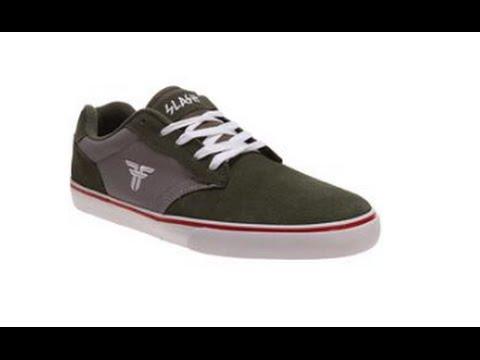 Fallen Slash Skate Shoes Review