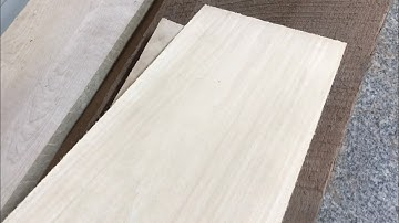 characteristics of BASSWOOD and why it's AMAZING (pattern makers dream)