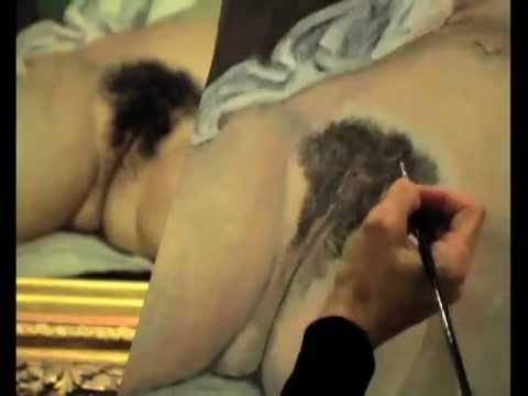 Recreating l origine du monde: Lilianne Milgrom at the d Orsay Museum, Paris from YouTube · Duration:  1 minutes 42 seconds