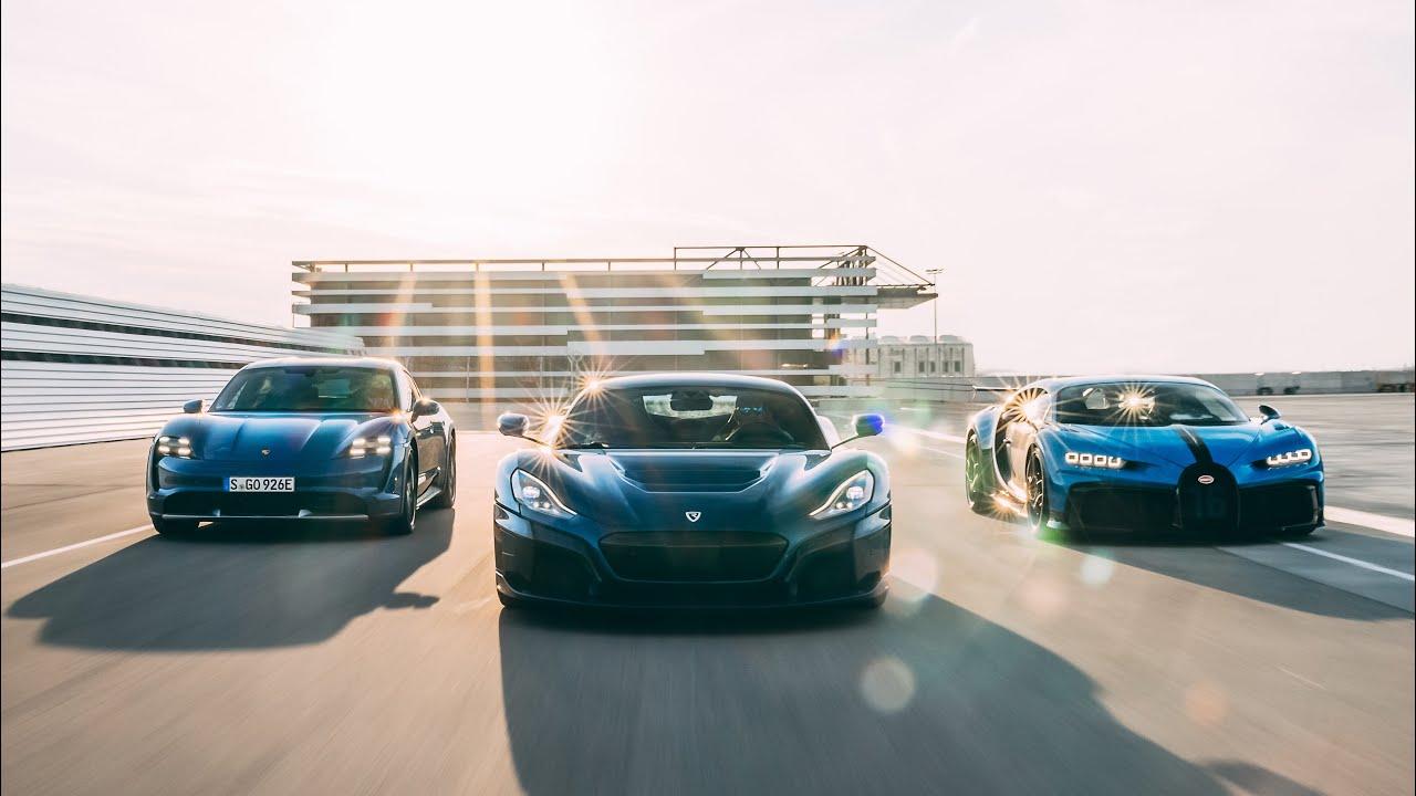 Rimac Live Event — Bugatti Rimac Announcement