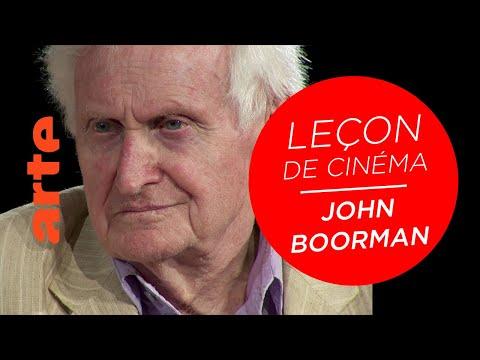 Leçon de cinéma de John Boorman - ARTE Cinéma