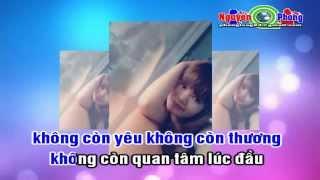 Mưa Đá Karaoke - Cao Trung