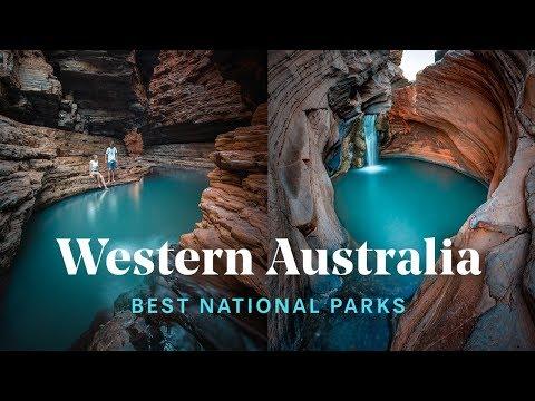 5 BEST NATIONAL PARKS IN WESTERN AUSTRALIA 🐨| Wildlife & Outdoor Lovers