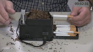 Powermatic 2 + Ele¢tric Cigarette Injector Machine, $1 Pack in 3 min.