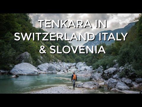 Tenkara Fly Fishing Switzerland | Italy | Slovenia