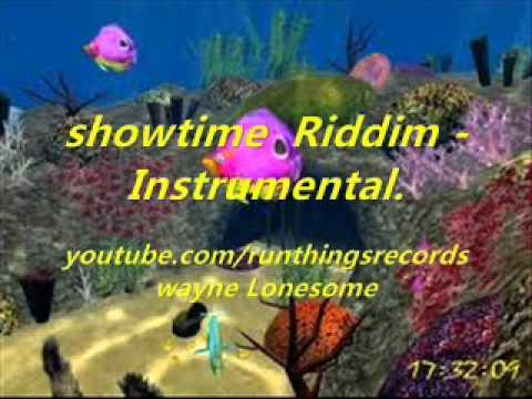 Showtime Riddim - Instrumental.