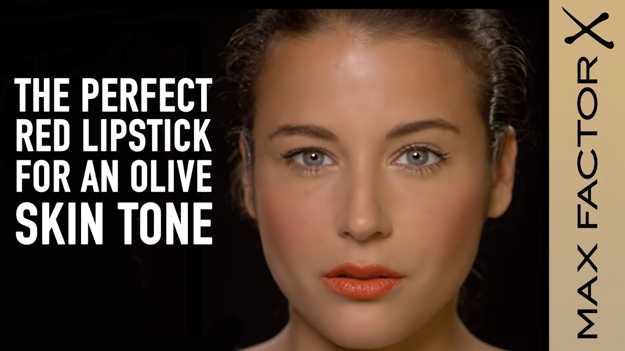 Best red lipstick shades for olive skin tones max factor make up best red lipstick shades for olive skin tones max factor make up tutorial youtube baditri Gallery