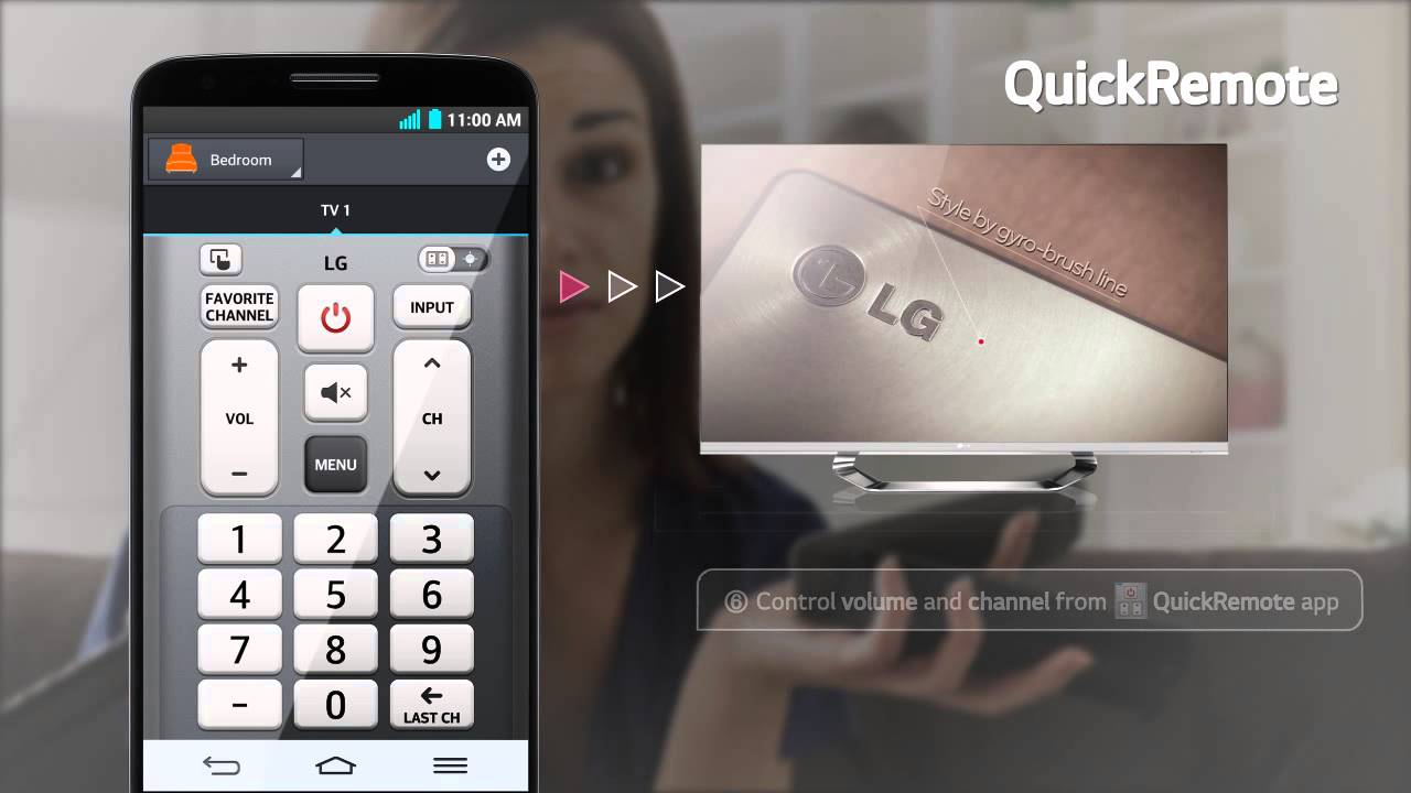 Lg G2 S Quick Remote Youtube