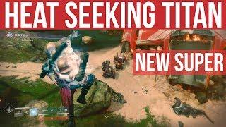 Destiny 2 Forsaken: New Death From Above Striker Titan Subclass Showcase