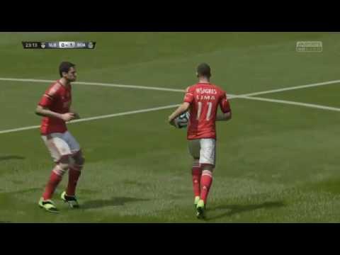 Livestream De FIFA 15 , Benfica Vs Boavista