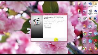 شرح تثبيت برنامج Media Player Classic