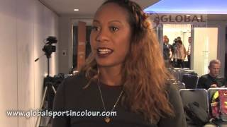 Sanya Richards-Ross talks dropping off the pace and disaster at US trials