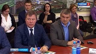 """Правительство окажет поддержку группе компаний """"Соломенский лесозавод"""""""