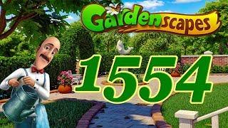 GardenScapes level 1554