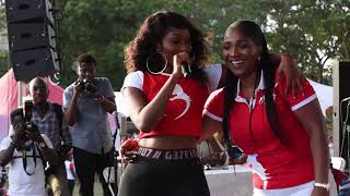 Wendy Shay Performs At Mother's Day Celebration