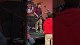 Clip of ahs battle of the bands