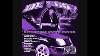Lil troy - Wanna be a baller chopped and screwed