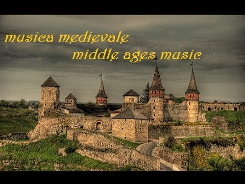 Musica Medievale Ispirante Instrumental Music From The Middle Ages Youtube